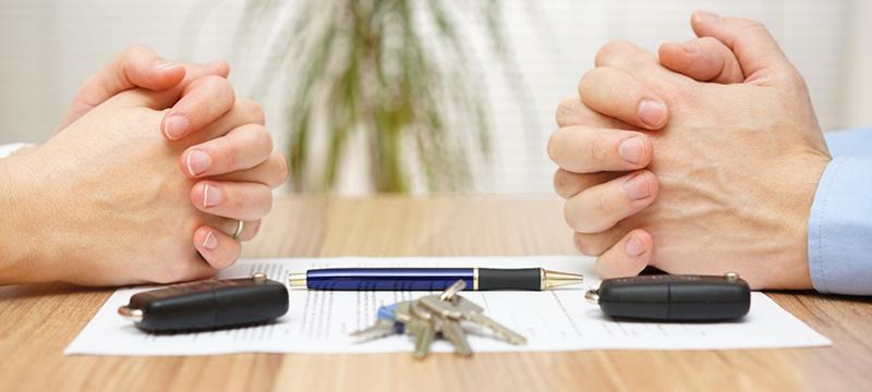 Le devoir de secours pendant la procédure de divorce
